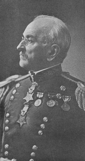 Frank D. Baldwin, Major General