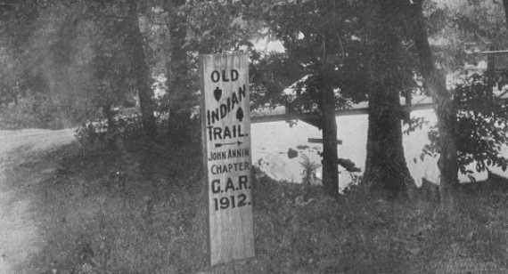 The Old Indian Trail